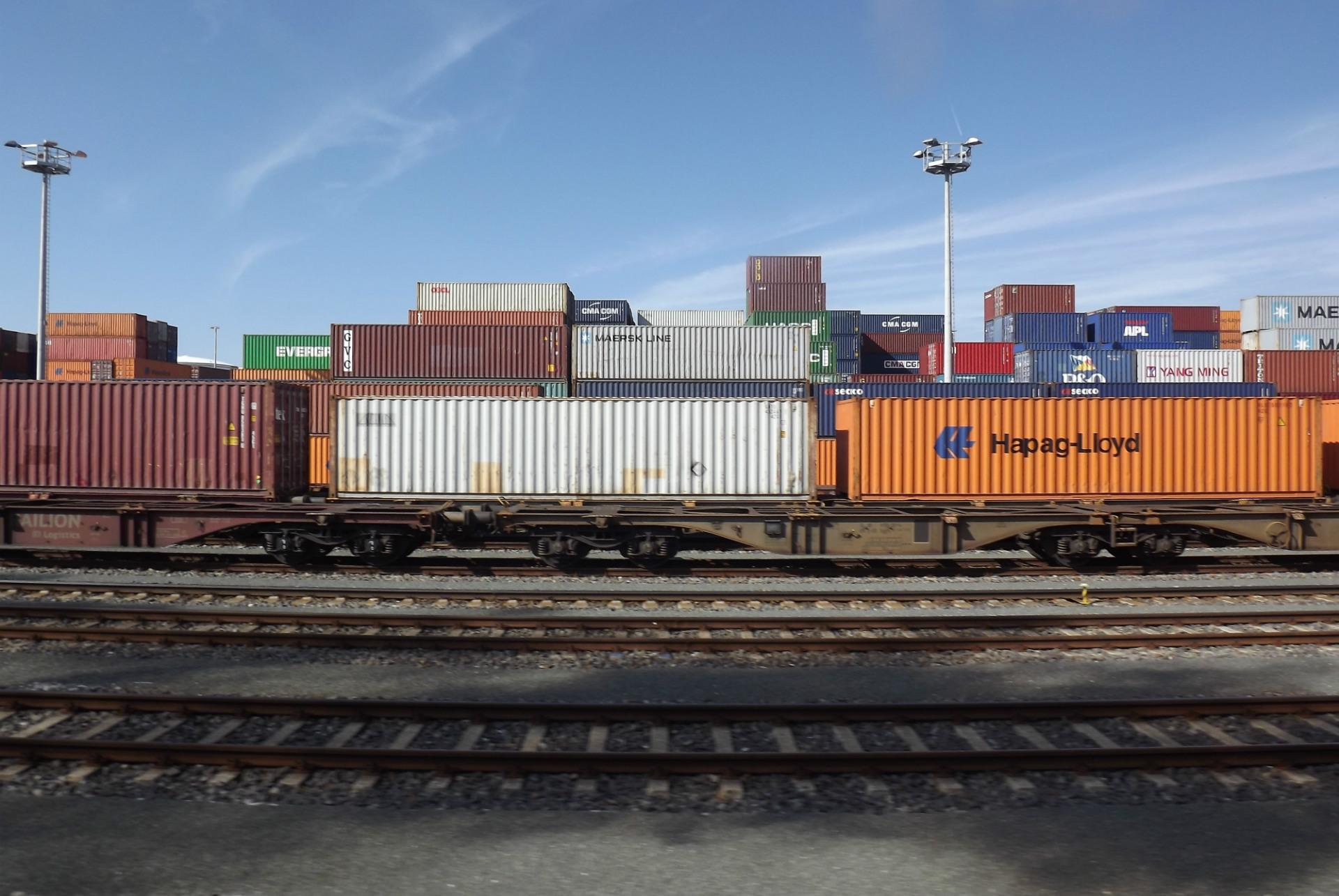 Fracht kolejowy